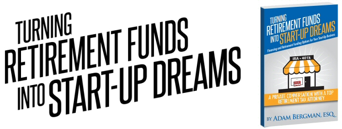 Turning Retirement Funds Into Start-Up Dreams