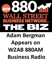 Adam Bergman, IRA Financial Group Partner, Interviewed on Miami Business Radio About Self-Directed IRAs