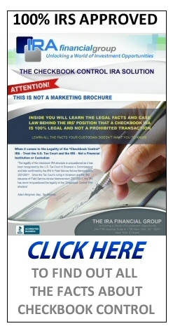 Find out the facts about Checkbook Control IRA