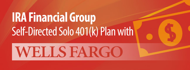 How to Establish a Self-Directed 401(k) with Wells Fargo