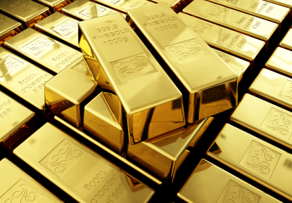 Ownership of gold and precious metal calls for the solutions of a ...