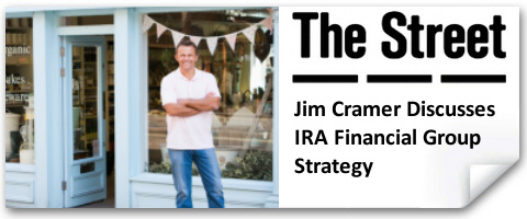 Jim Cramer Discusses IRA Financial Group Strategy