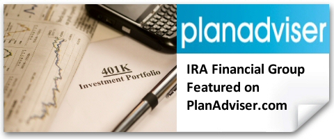 IRA Financial Group Featured on PlanAdviser.com
