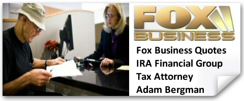 Fox Business Quotes Adam Bergman