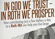 In God We Trust - In Roth We Prosper, The New Book By IRA Financial Trust's Adam Bergman
