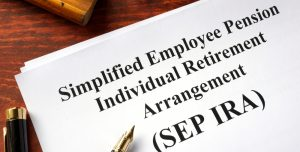 the Self-Directed SEP IRA by IRA Financial Group