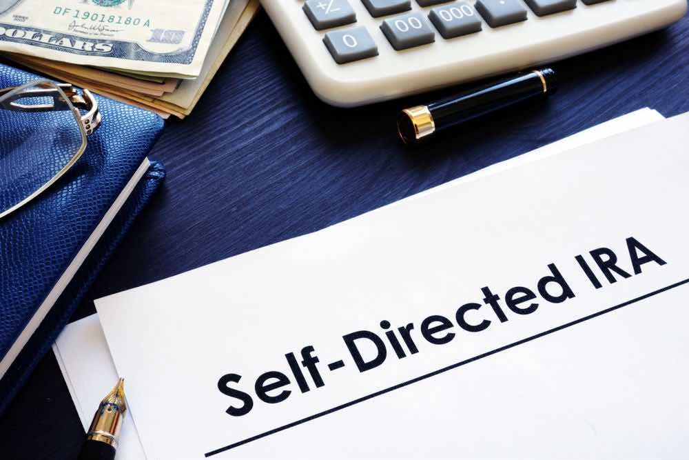Self Directed Ira Fidelity >> Self Directed Ira How It Works Ira Financial Group