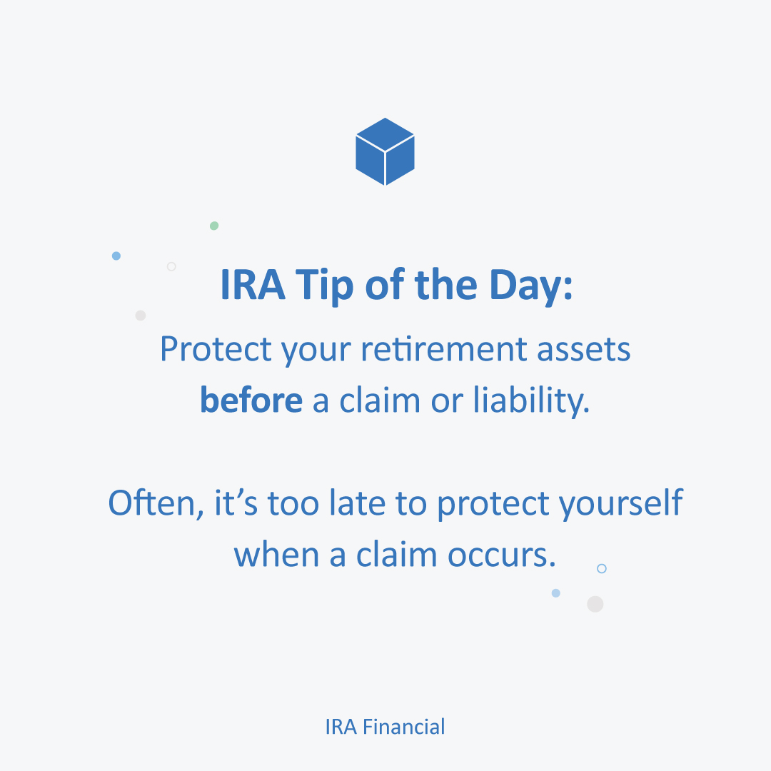Asset & Creditor Protection for Self-Directed IRA LLC by IRA Financial Group