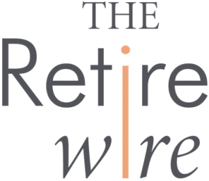 the retire wire logo