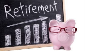 plan when saving for retirement
