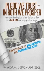 Book Cover: In God We Trust--In Roth We Prosper