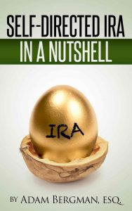Book Cover: Self-Directed IRA in a Nutshell