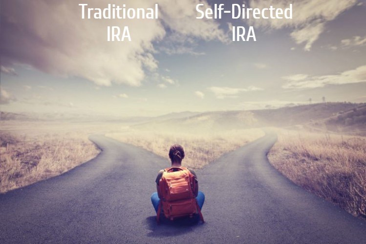 traditional ira vs self-directed ira