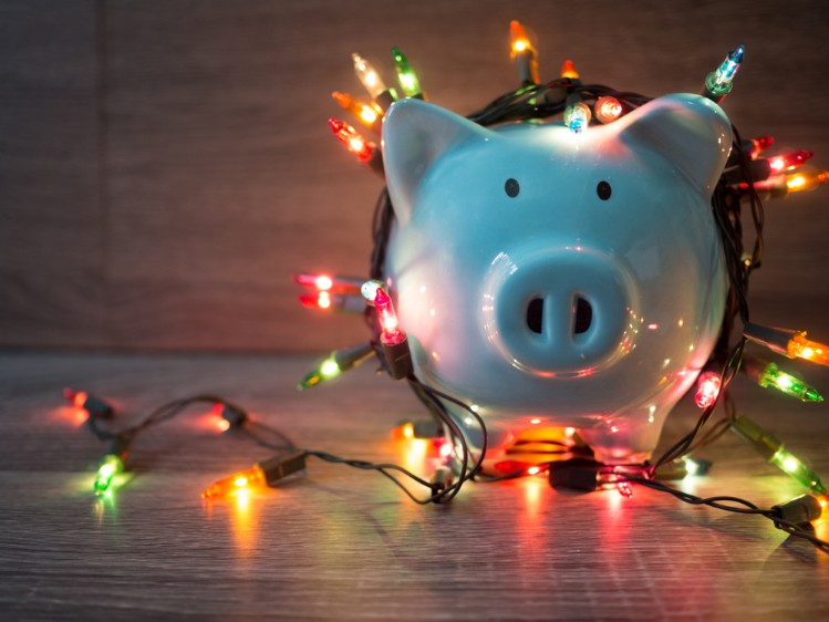 saving tips for the holidays