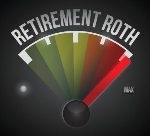 freelancers maxing out roth ira