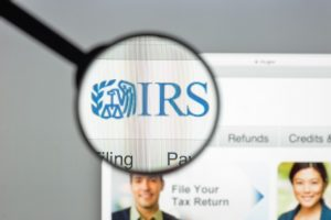 IRS audits are down