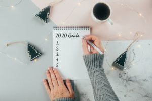 make goals in 2020