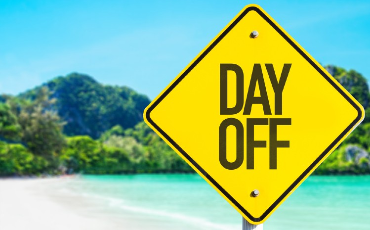 take your vacation days guilt-free