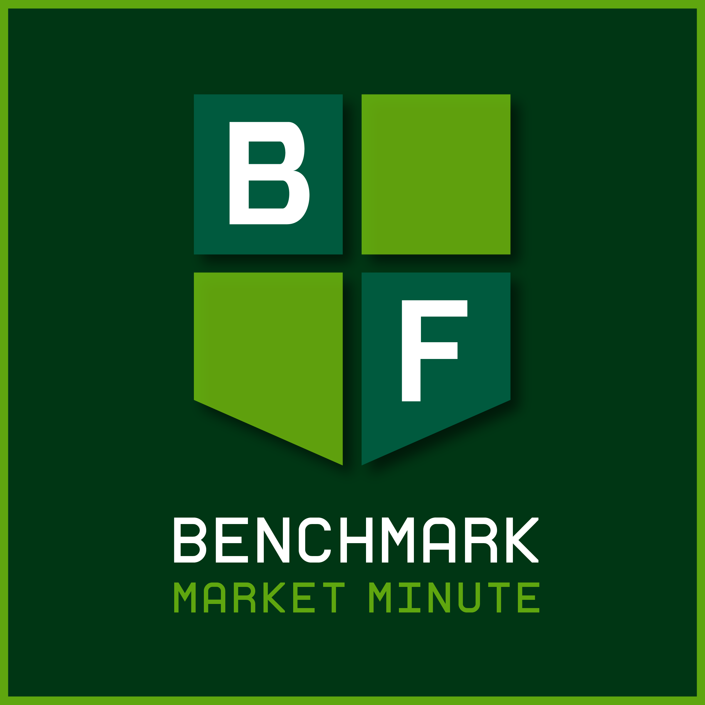 Benchmark Market Minute Podcast
