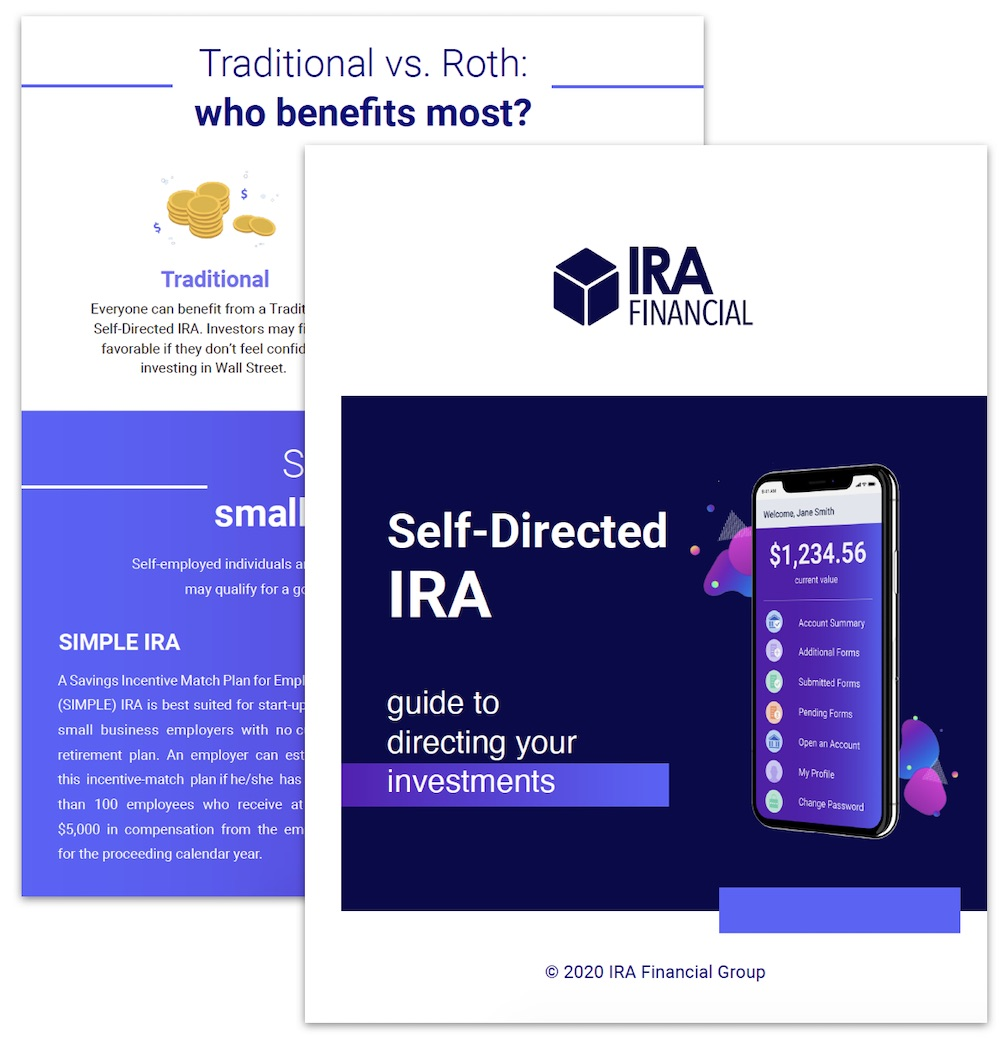 Self-Directed IRA Info Kit