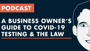 business owner's guide to COVID-19 Testing
