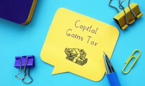 Biden Capital Gains Tax